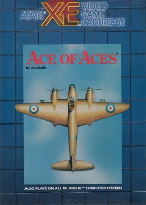 Ace of Aces cart front