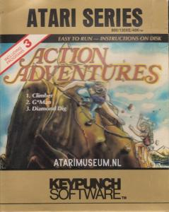 Action Adventures front