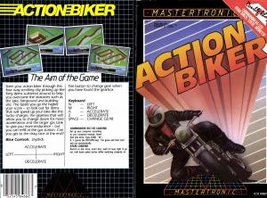 Action Biker disk