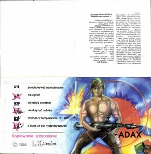 Adax disk