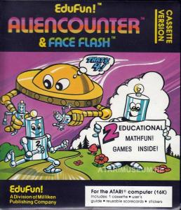 Aliencounter cass front