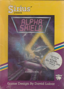 Alpha Shield Sirius front