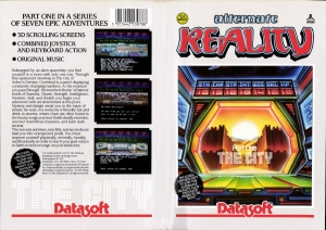 Alternate Reality Datasoft disk