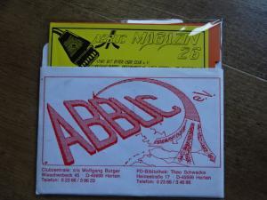 Abbuc Magazin disk 26