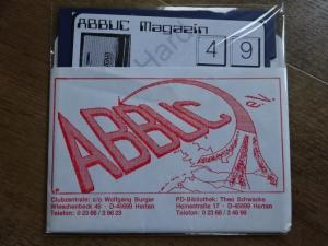Abbuc Magazin disk 49