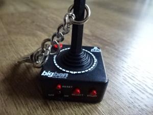 Joystick Keychain