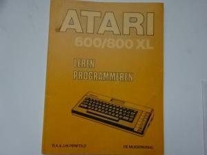 Atari 600/800XL Leren Programmeren