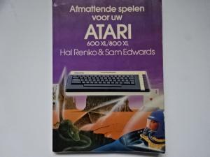 Afmattende Spelen voor uw Atari 600XL / 800XL