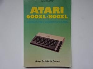 Atari 600XL / 800XL Praktische tips, programma's, basic