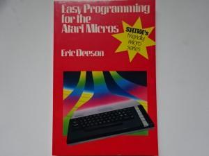 Easy Programming for the Atari Micros