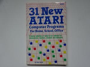 31 New Atari Computer Programs