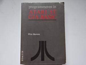 Programmeren in Atari ST GFA Basic
