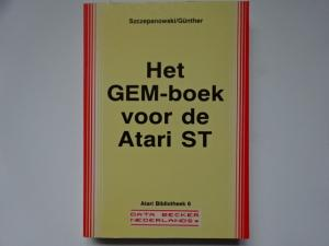 Het grote GEM-boek voor de Atari ST