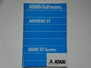 Adimens ST Manual