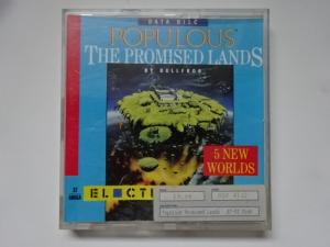 Populous The Promised Lands Data Disc