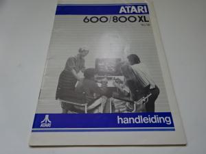 600/800XL Manual A5 format