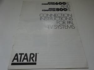 Connection Instructions PAL