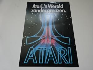 Atari 2600/XL Leaflet