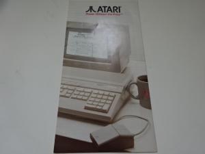 Atari ST Leaflet