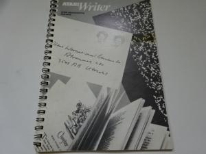 Atari Writer Manual