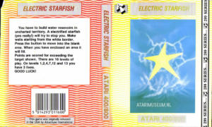 Electric Starfish prism cass
