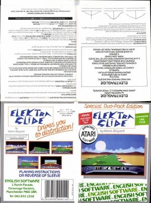 Elektraglide EnglishSoftware disk