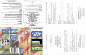 Elektraglide small EnglishSoftware disk
