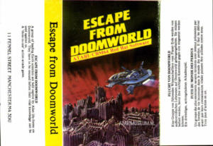 Escape from Doomworld redrat cass