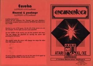Eureka Ang disk