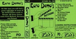 Euro Demos cass