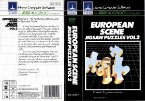 European Scene Jigsaw Puzzles Vol2 cass