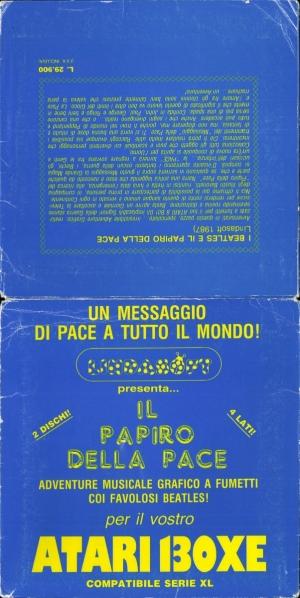 Il Papiro Della Pace disk