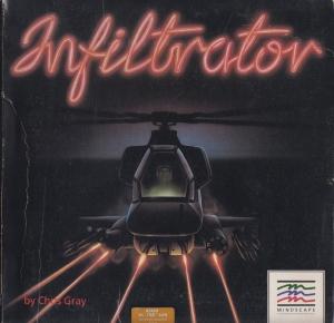 Infiltrator disk front