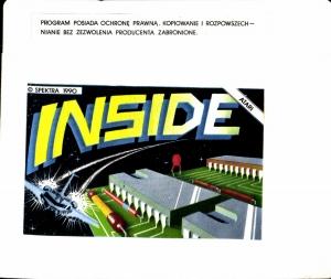 Inside Spektra disk