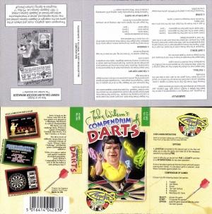 Jocky Wilson Darts Compendium cass