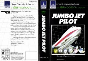 Jumbo Jet Pilot ThornEmi cart