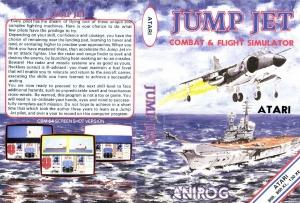 Jump Jet cass