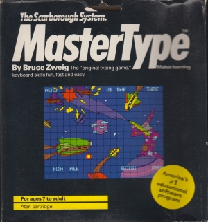 Mastertype front