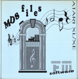 Md8 files 1 disk