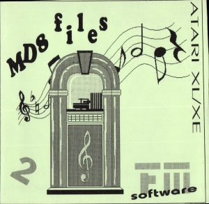 Md8 files 2 disk