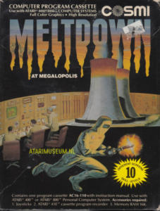 Meltdown at Megalopolis cass front