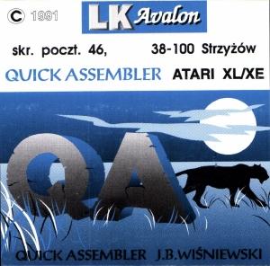 Quick Assembler cass