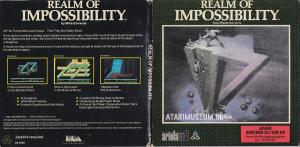 Realm of Impossibility Ariola disk front