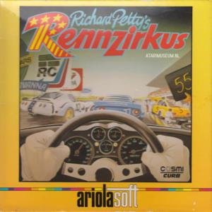 Richard Pettys German Talladega cass front
