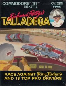 Richard Pettys Talladega disk front