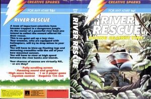 River Rescue CreativeSparks cass