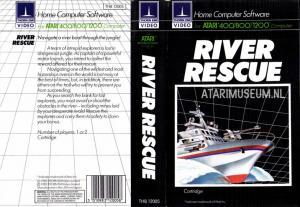 River Rescue ThornEMI cass