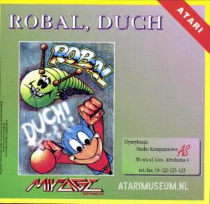 Robal Duch disk