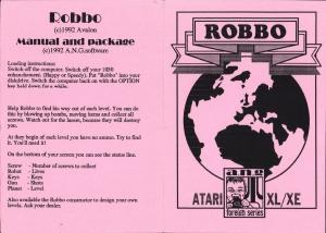 Robbo Ang disk