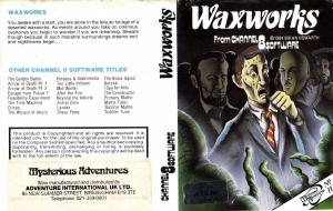 Waxworks B cass